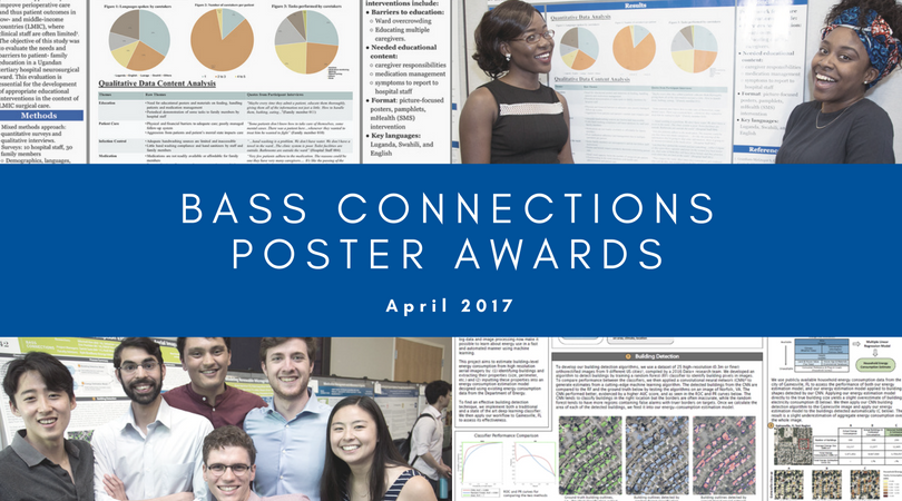 Bass Connections Poster Awards