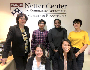 Site Visit to the Netter Center at the University of Pennsylvania.