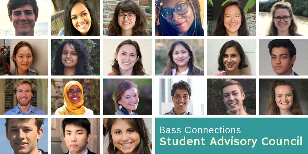 Bass Connections Student Advisory Council