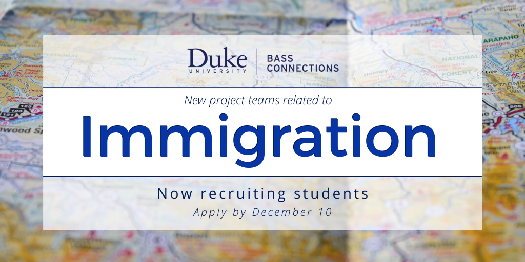 Immigration Pop-up teams.