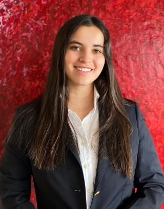 Maria Paz Rios.
