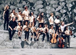 DEMOS orchestra.
