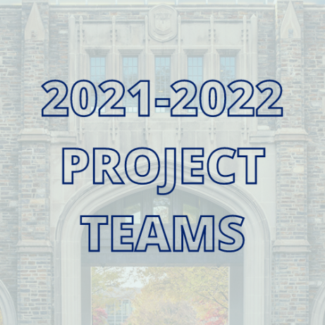 2021-22 project teams coming soon