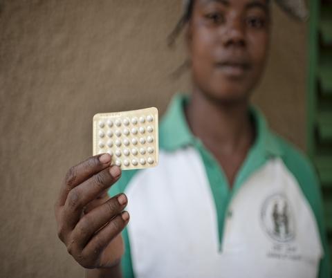 Reproductive Health in Burkina Faso.
