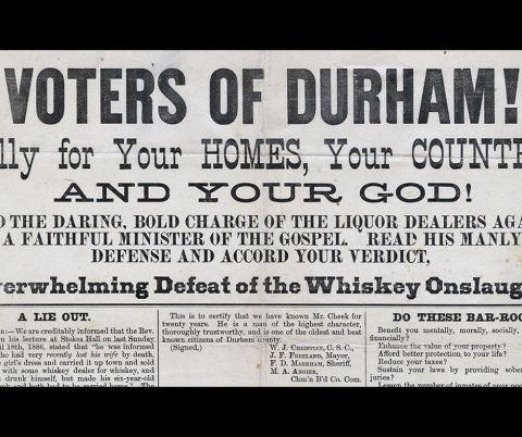 Voters of Durham