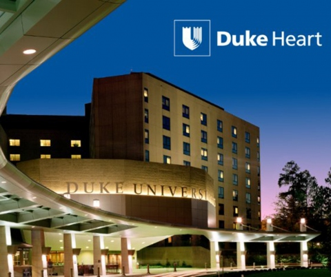Courtesy of Duke Heart Center Twitter account.