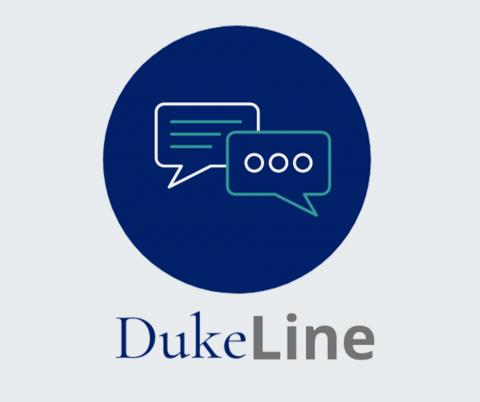 DukeLine logo.
