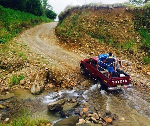 Truck in Peru.