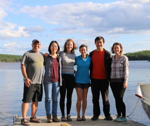Lake Stressors team.