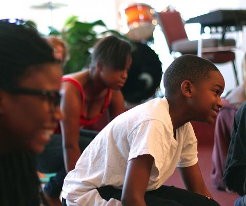 Courtesy of Y.O.G.A. for Youth North Carolina.