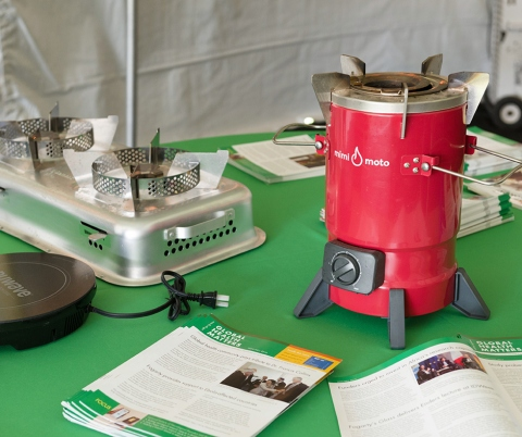 Fogarty NIH 50th symposium cookstoves.
