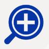 Data+ logo.
