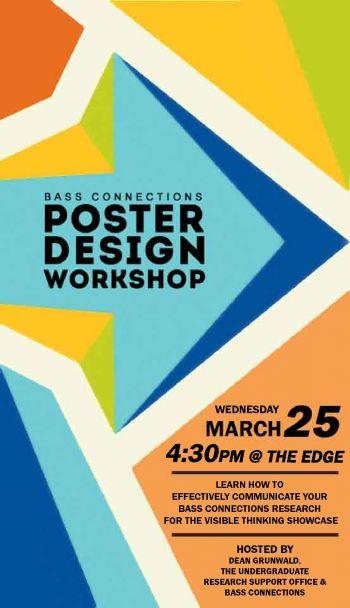 3 25 poster design workshop duke bass connections 3 25 poster design workshop duke