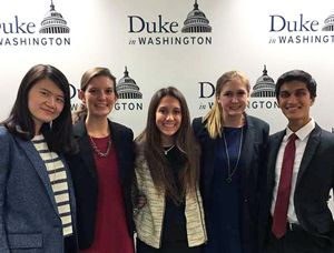 Global Health Innovation Students Convene DC Meeting on Emerging Infectious Diseases