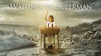 "1/21: ""Waiting for Superman"" Documentary Screening"