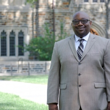 John Blackshear, Ph.D.