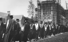 """Duke University Commencement, 1931,"" University Archives Photograph Collection, Box 50, Duke University Archives"