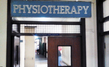 Mulago National Referral Hospital Physiotherapy Department.