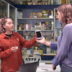 Students in Deborah Reisinger's course demonstrate how to request translation services at a pharmacy in one of their instruction