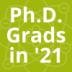 PhD Grads in 2021.