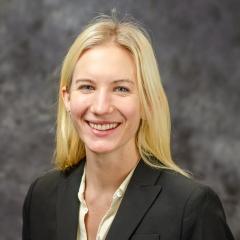 Bridget Eklund.